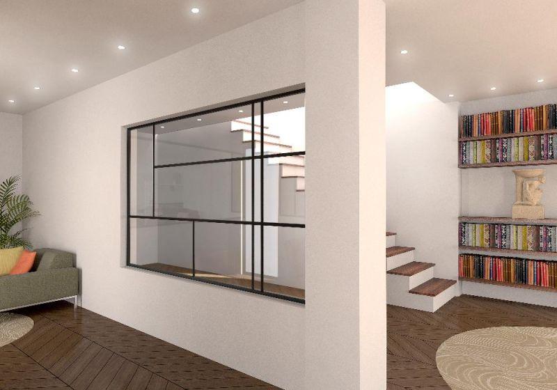 cloison intrieure fabulous cloison style atelier leroy merlin excellent porte interieure con. Black Bedroom Furniture Sets. Home Design Ideas