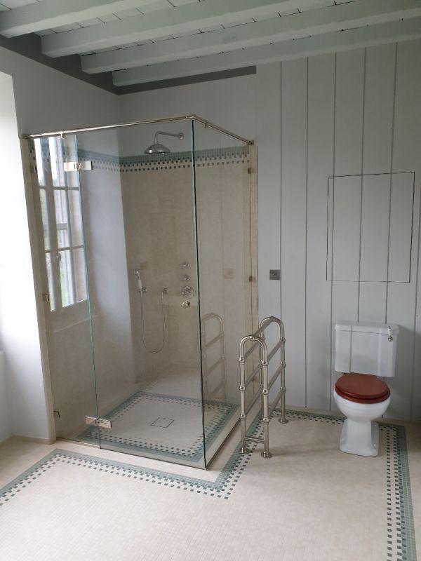 Parois de douche en verre sur mesure autour d 39 avignon 84 - Paroi de douche en verre sur mesure ...